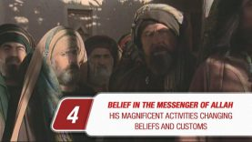 4- His magnificent activities changing beliefs and customs