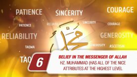 Belief in the Messenger of Allah 6