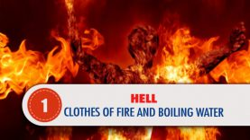 HELL, 1:Clothes of Fire and Boiling Water