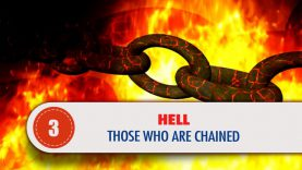 HELL, 3:Those Who are Chained