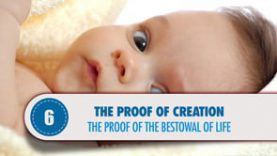 Proof #6: The Proof of the Bestowal of Life