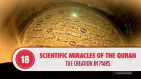 Scientific Miracles of the Quran, 18 – The Creation in Pairs