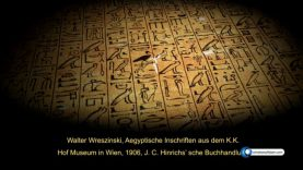 """The News of Ghayb From The Qur'an, 2: Haman"""" and the Ancient Egyptian Scriptures"""