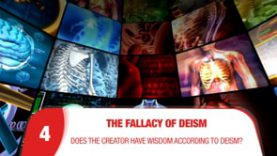 Deism-4- Does the Creator have wisdom according to deism?